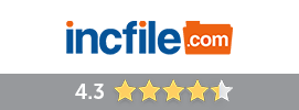Incfile - 4.7 out of 5 stars