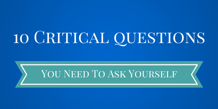 10 Critical Business Planning Questions