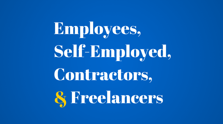 businesses small self employed employee common
