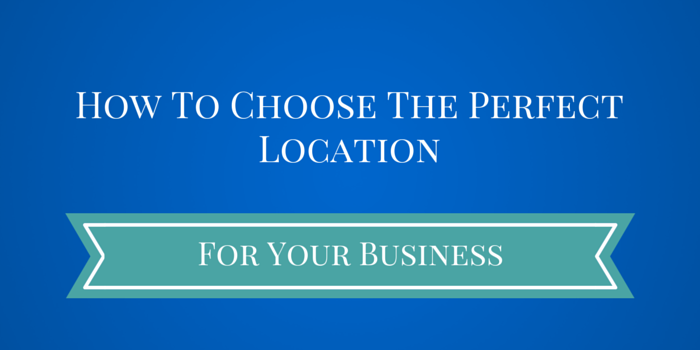 choosing a location for a startup Finding the right location for your small business is a matter of determining what is absolutely crucial and a startup business requires long.