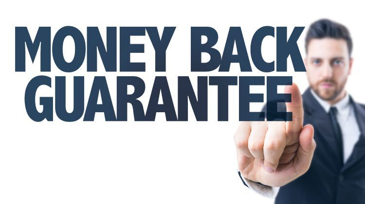 5 Incorporation Services With a Money Back Guarantee