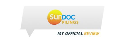 SunDoc Filings Review: Is It Right For You?