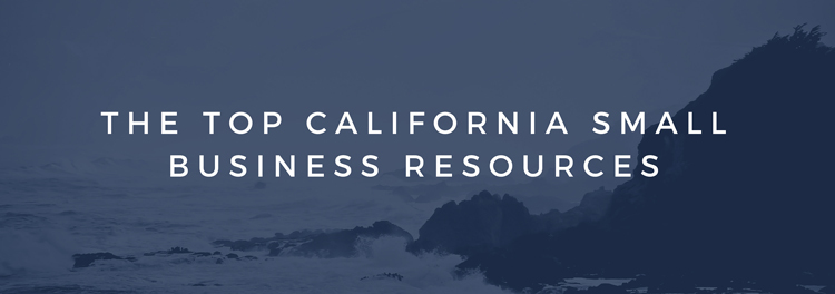 SMALL BUSINESS RESOURCES CALIFORNIA