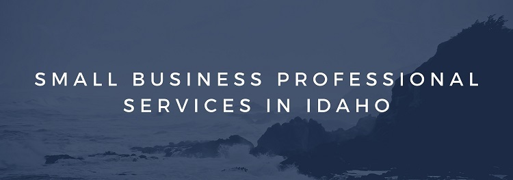 SMALL BUSINESS SERVICES IDAHO
