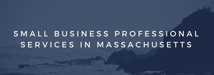 Small Business Professional Services in Massachusetts