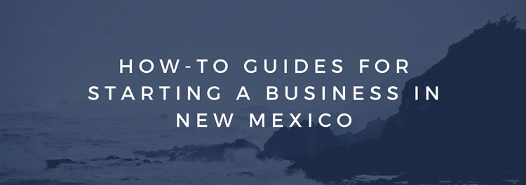 Free New Mexico Startup Guides