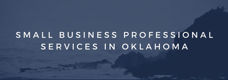 Small Business Professional Services in Oklahoma
