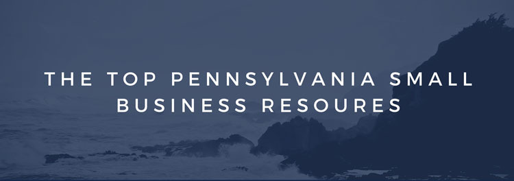 top small business resources in Pennsylvania