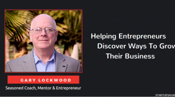 An Interview with Gary Lockwood:  Seasoned Coach, Mentor & Founder of CEO Coaching
