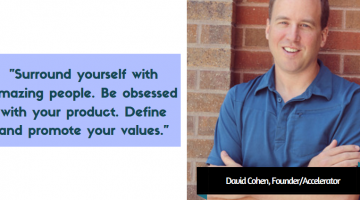 An Interview with David Cohen: A Serial Entrepreneur & Founder of TechStars
