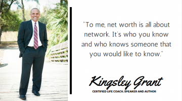 An Interview with Kingsley Grant: Certified Life Coach, Speaker and Author