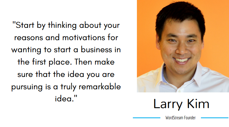 Larry Kim Interview