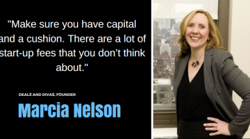An Interview with Marcia Nelson: Founder of Deals and Divas