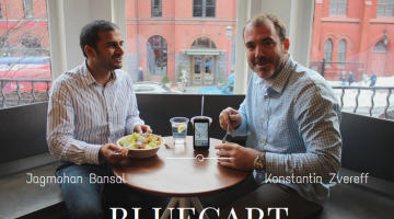 An Interview with Konstantin Zvereff: CEO and Co-Founder at BlueCart