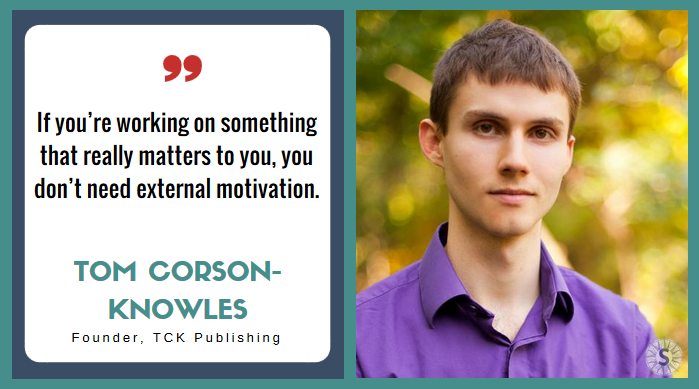 tom corson knowles interview