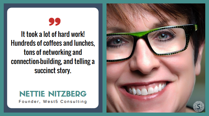 Nettie Nitzberg Interview