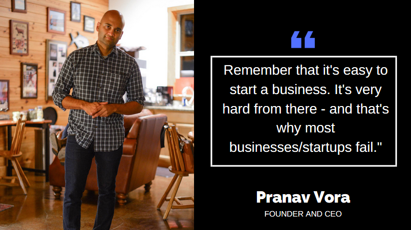 Pranav Vora Interview