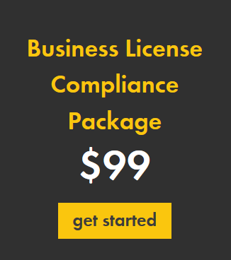 Incorporate.com Business Licenses Pricing