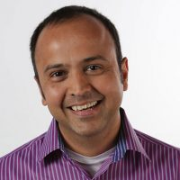 Nirmal Parikh Headshot