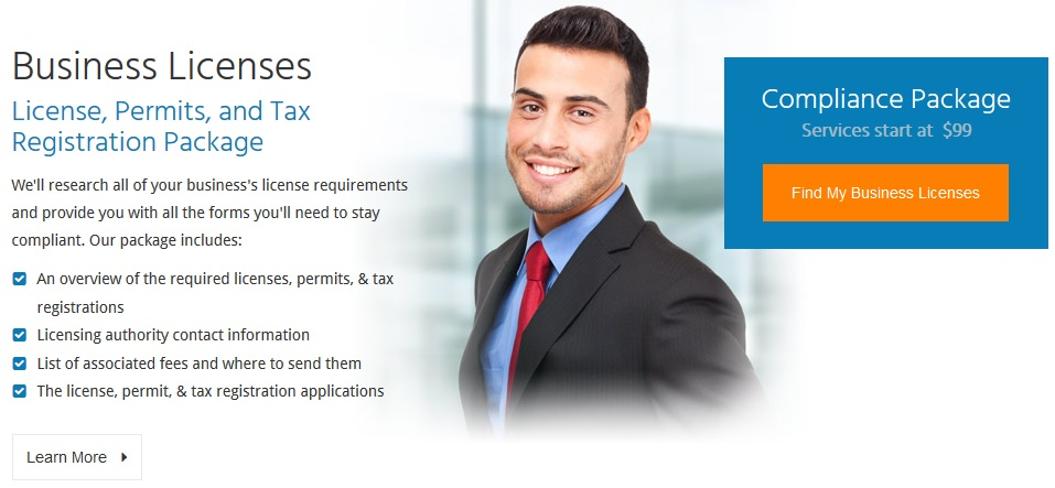 Mycorporation Business Licenses