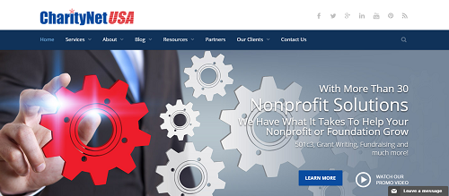 CharityNet USA Nonprofit Review