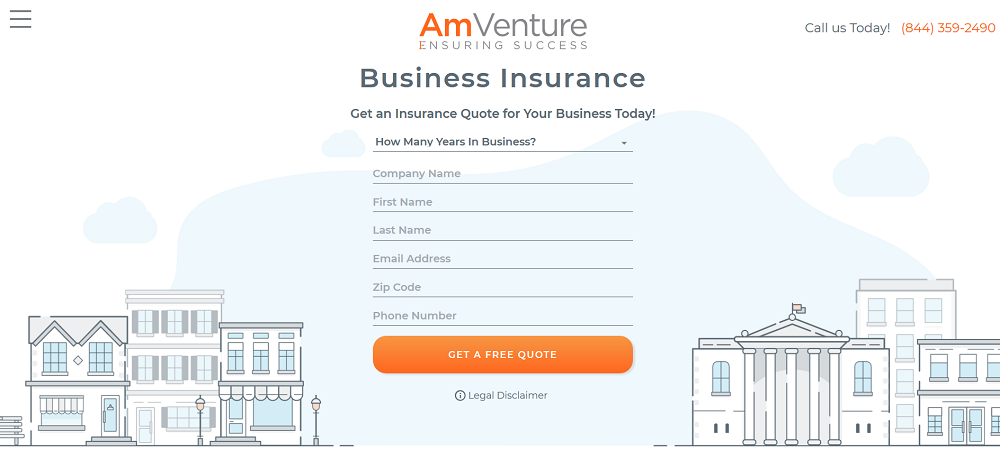 AmVenture Business Insurance Review