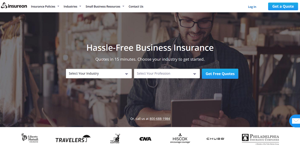 Insureon Business Insurance Review